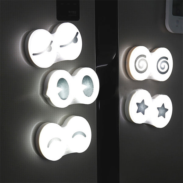 Eyes Clear Expression-Human Body Sensor Night Light