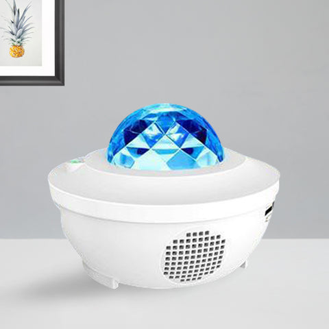 3 in 1 Night Light Galaxy Projector