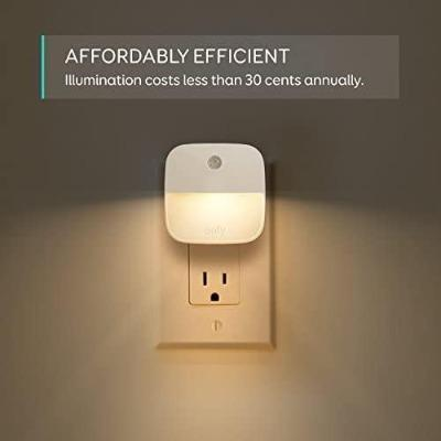 Plug-in night light---Bright your night