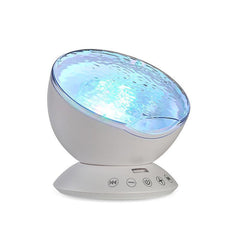 Oceanic Nightlight Projector