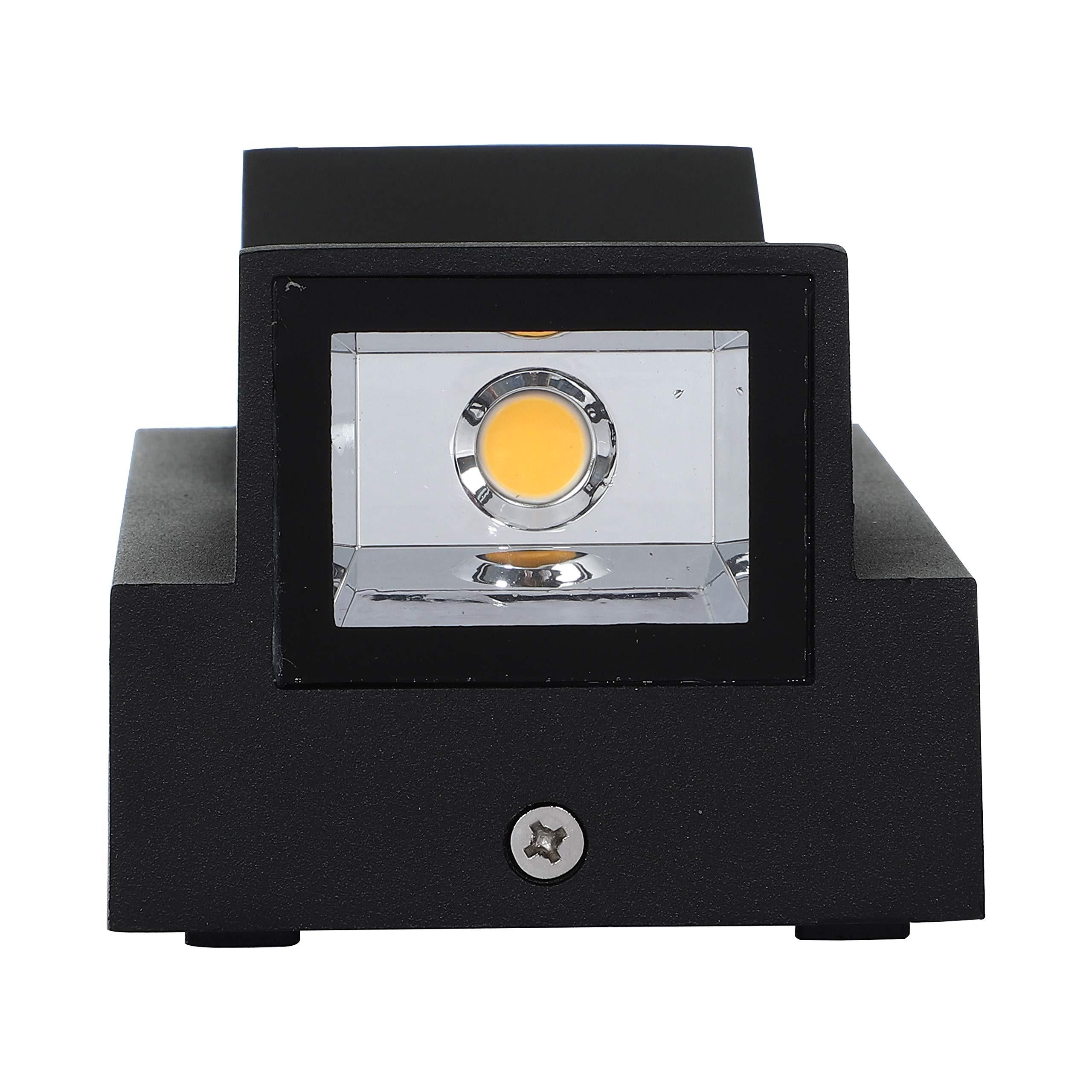 Outdoor UP-Down Light, Wall Mounted Weatherproof
