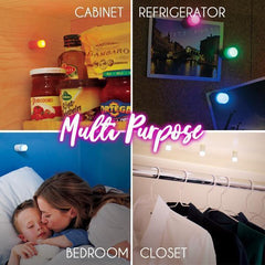 Pushpin Night Lights - Soft and Comforting Glow to Your Room