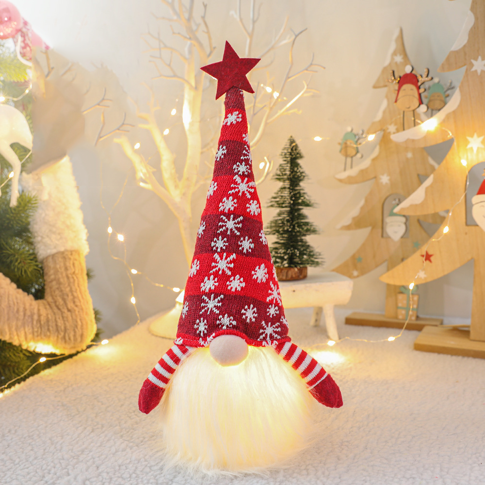 Christmas Limited-illuminated Plush Dolls