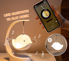 Fly Bird Intelligent Atmosphere Light With Bluetooth Speaker