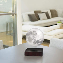 Suspended Automatic Rotating Moon Light