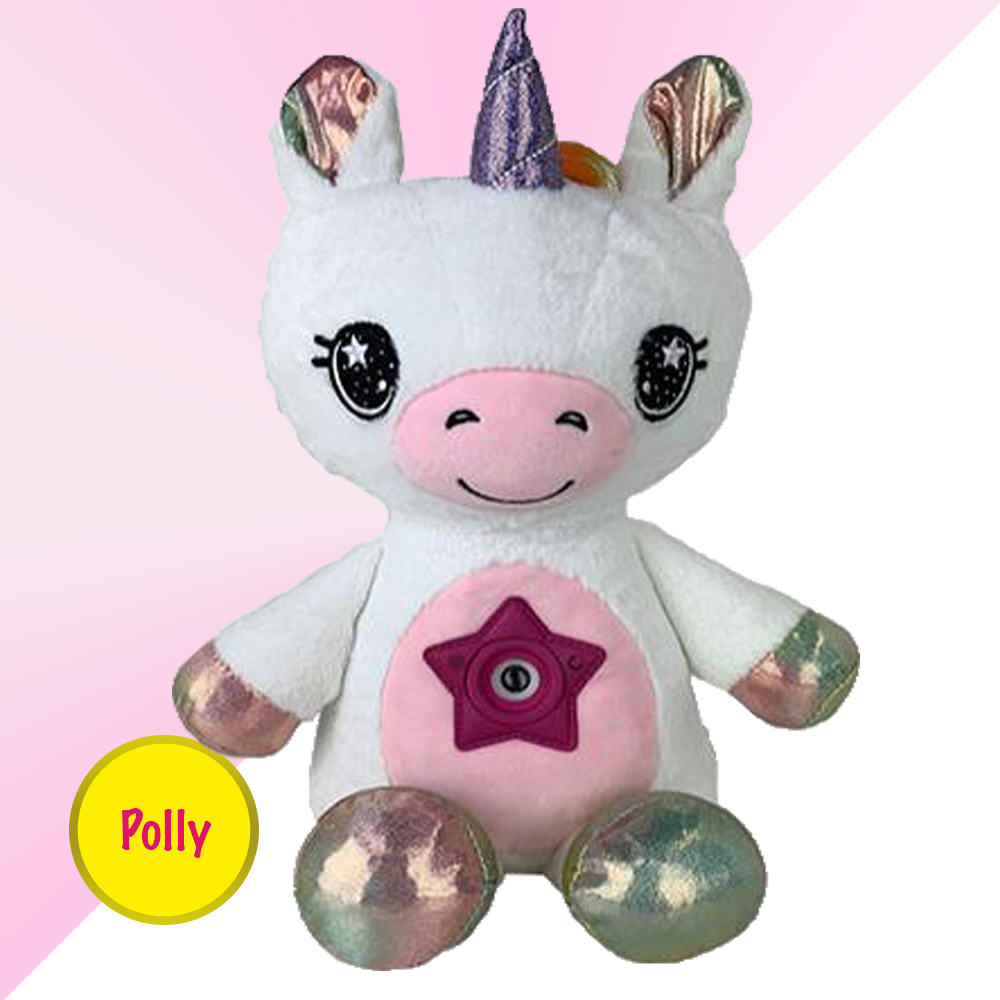 🧸StarBelly Plush - Nightlight🌙