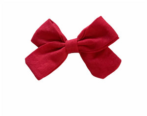 Cherry Sailor Bow