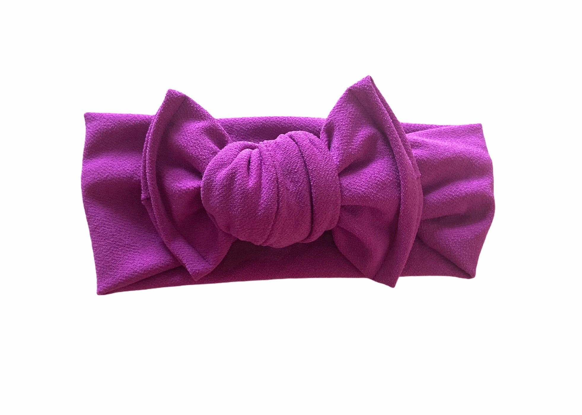Gianna Chunky Knotted Bow