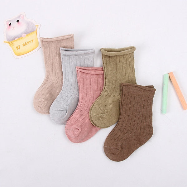 Solid Socks Baby/Toddler/Child