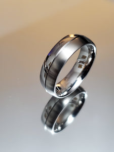 Two Tone Stainless Steel Band