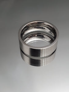 Polished Stainless Steel 7mm