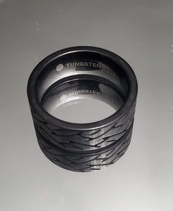Black Tire Band 8.4mm