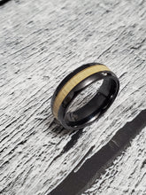 Load image into Gallery viewer, Tungsten Ceramic 8mm Mens Band