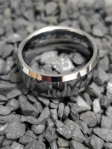 8mm Tungsten Wedding Band