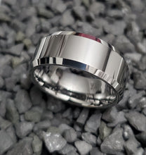 Load image into Gallery viewer, 8mm Tungsten Wedding Band