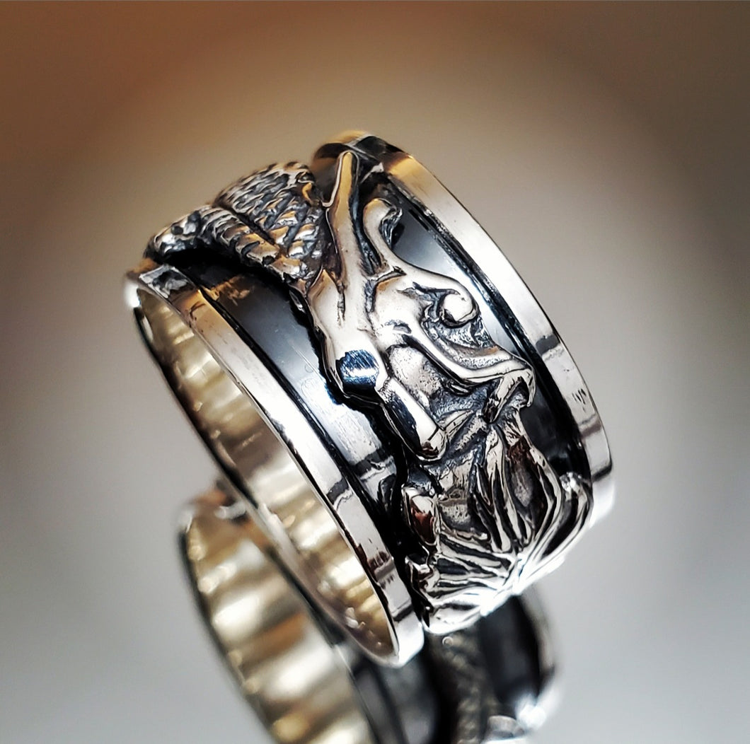 Dragon 10mm Spinner Band