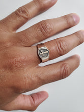 Load image into Gallery viewer, Midevil Times Solid Sterling Silver Ring