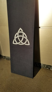 "Dope Acoustic Panel. All HEMP! ""Celtic Knot"" - Dope Panels"