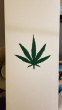 Load image into Gallery viewer, Dope Acoustic Panel. All Hemp. No fiberglass or mineral wool. (Pot Leaf) - Dope Panels