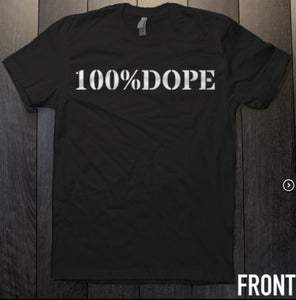 Dope Hemp Shirt. Organic. Sustainably, made in the USA - Dope Panels