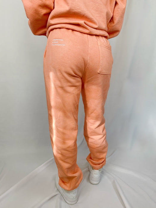 ARIES TANGERINE SWEATPANTS