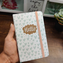 Load image into Gallery viewer, Quirky Notes Diary - A6 size