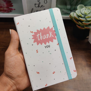 Quirky Notes Diary - A6 size