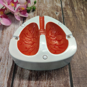 Special Lungs Ashtray with Battery- clearance sale