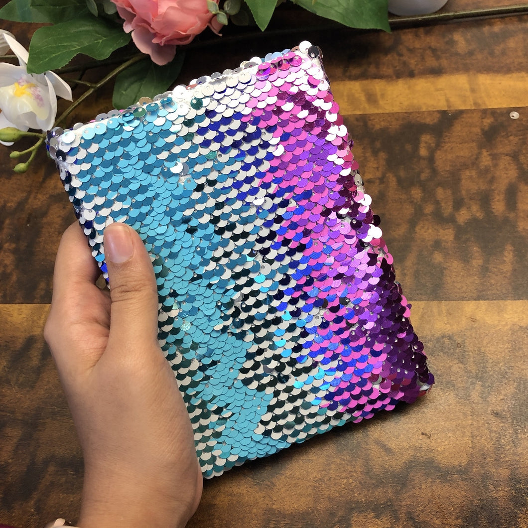 Photo for Sequin Ombre Notebook