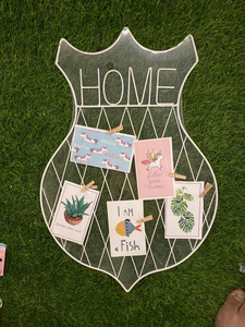Home Jumbo Photo Collage Mesh