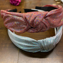 Load image into Gallery viewer, Shimmer Knotter Hairband