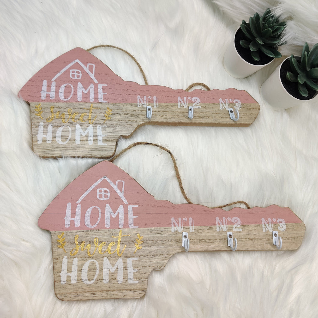 Home Sweet Home Hanging Keystand