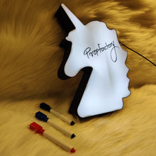 Load image into Gallery viewer, Unicorn Backlight Whiteboard