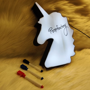 Unicorn Backlight Whiteboard