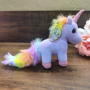 Unicorn Long Tail Charm with Hook