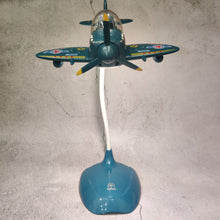 Load image into Gallery viewer, Fighter Plane LED desk lamp