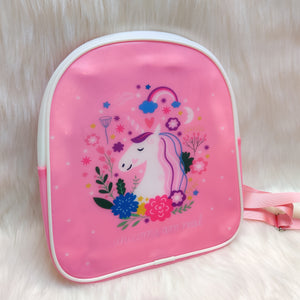 Unicorn silicon backpack