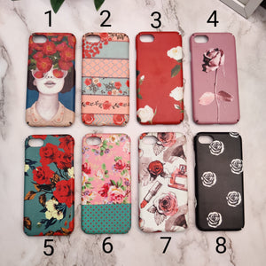 SALE : iPhone 7/8/SE 2020 phone cases : floral 2