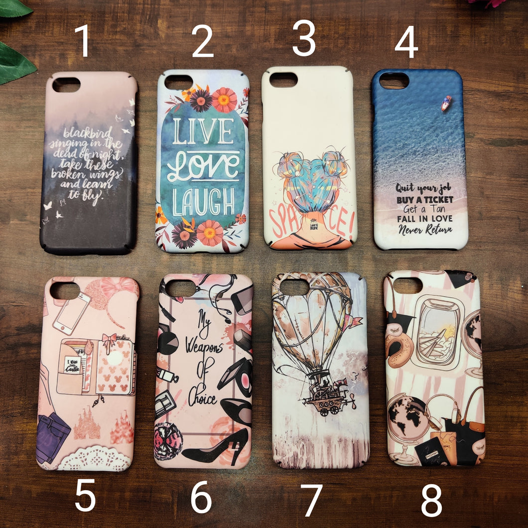 SALE : iPhone 7/8/SE 2020 phone cases : Travel & More