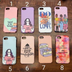 SALE : iPhone 7/8/SE 2020 phone cases : Rockstar Girl Things