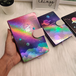 Stardust Holographic Magnetic Diary