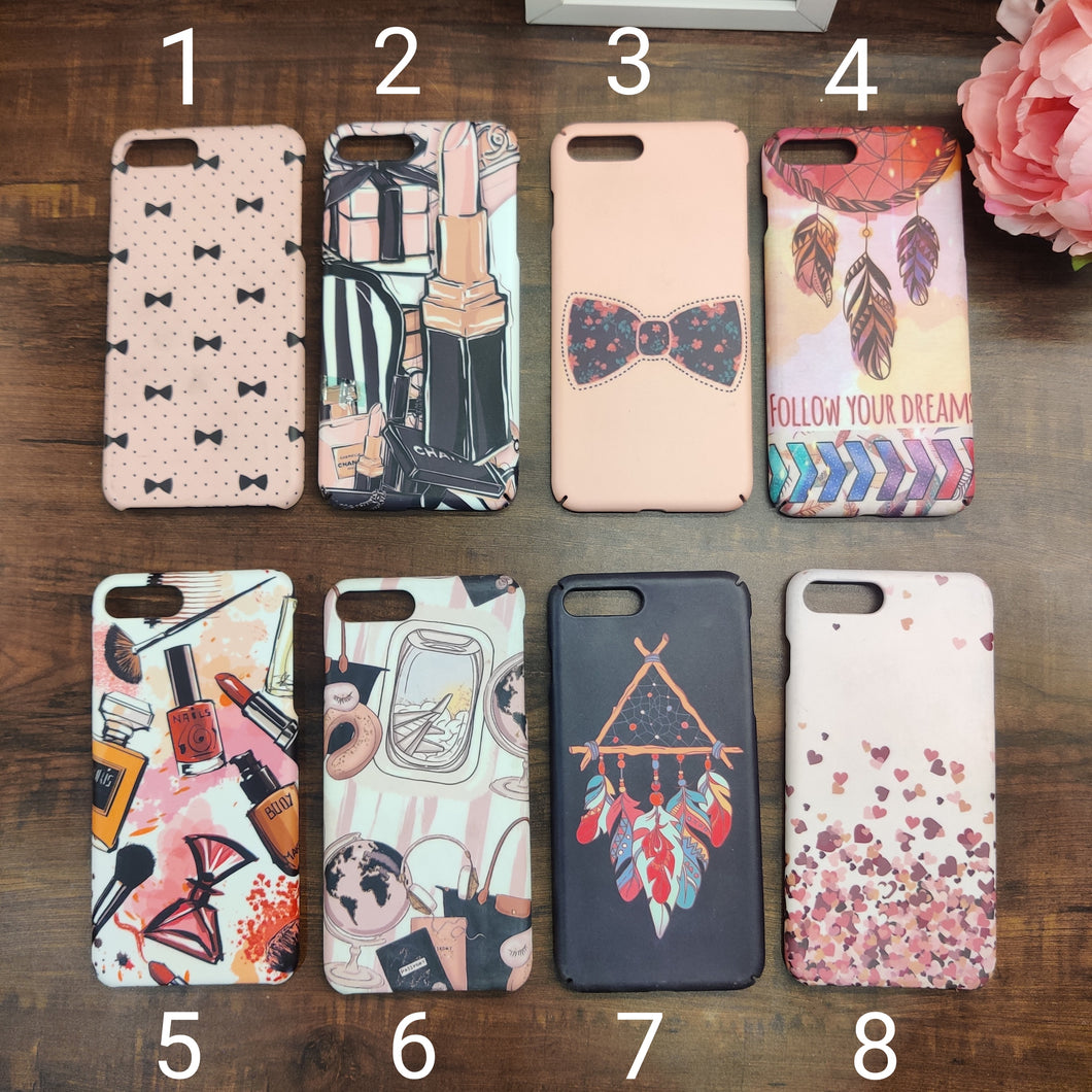 SALE : iPhone 7 plus / 8 plus phone cases : Chic and Girly