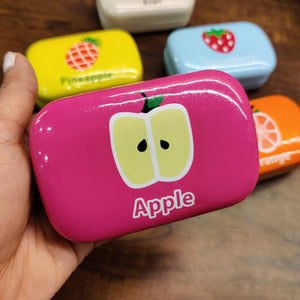 Fruity Lens case box