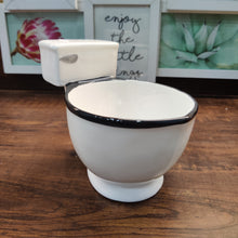 Load image into Gallery viewer, Ivory Commode Quirky Mug