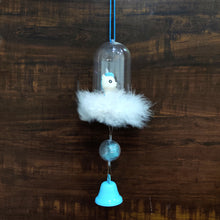 Load image into Gallery viewer, Unicorn Fur Bell Dreamcatcher