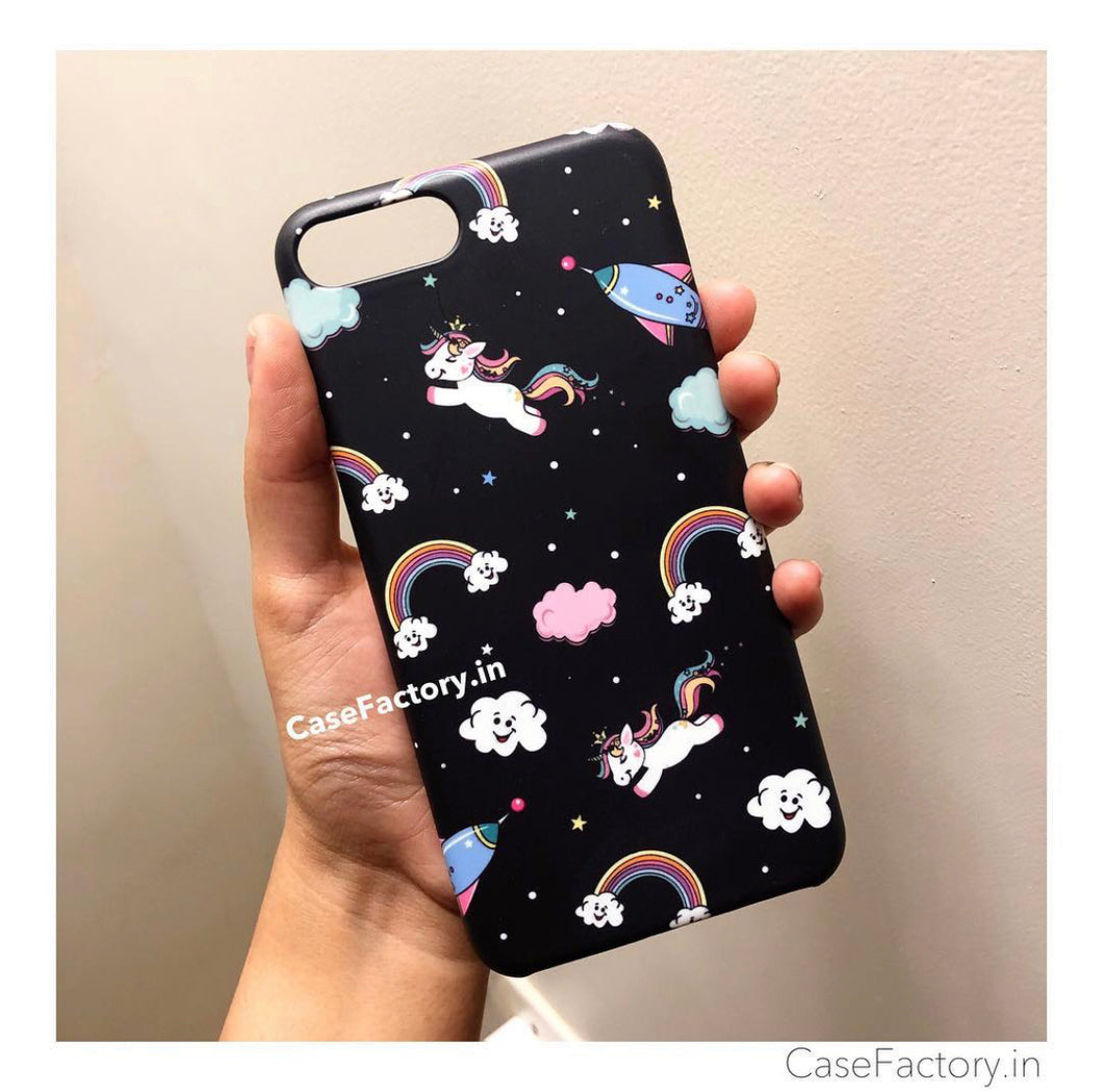 Unicorn In Space  Phone Case
