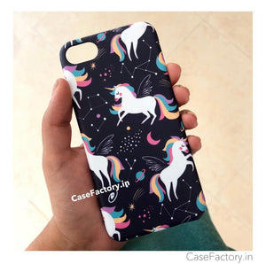 Unicorn Constilation Phone Case