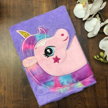 Load image into Gallery viewer, Unicorn Fur Notebook