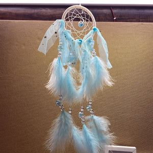 Fur Dream Catcher