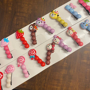 Candy Hair Clip : Assorted